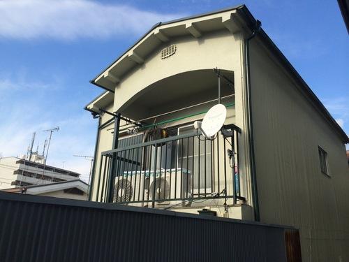 戸建住宅 屋根・外壁塗装完成写真
